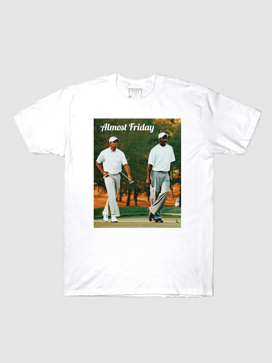 Almost Friday Golf GOATs T-Shirt