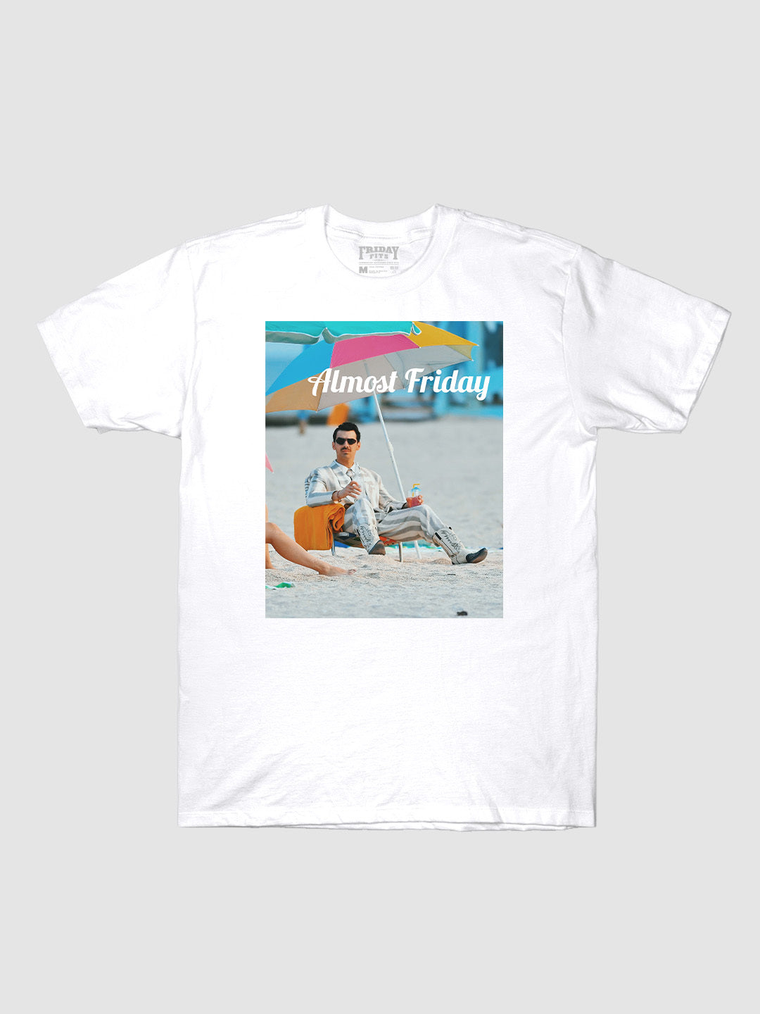 Almost Friday Beach Chair T-Shirt