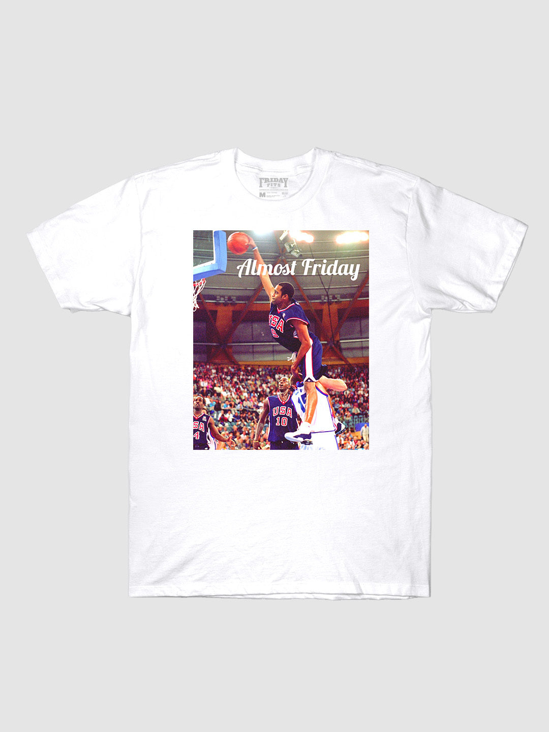 Almost Friday Poster T-Shirt