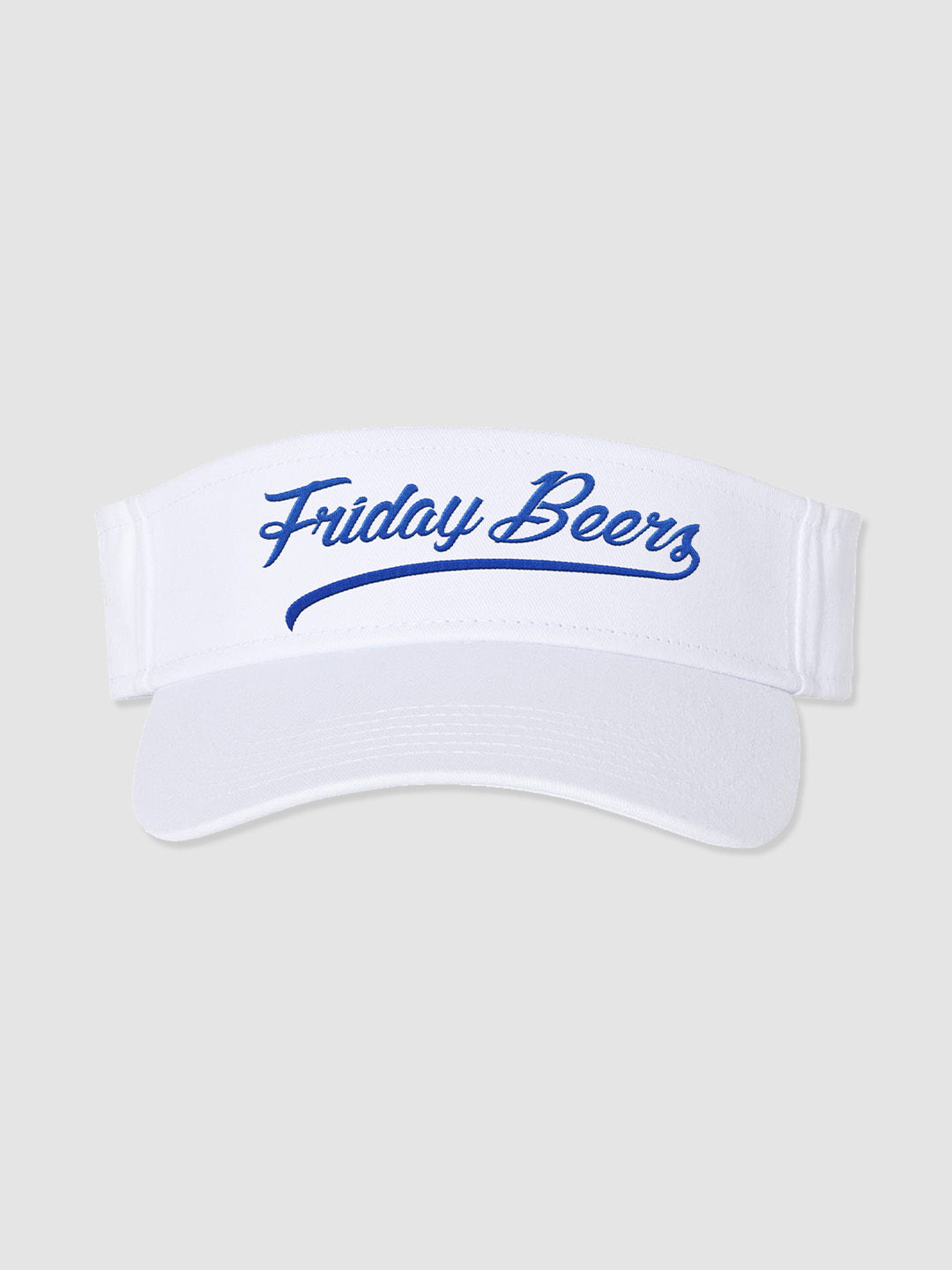 Friday Beers Champion Visor