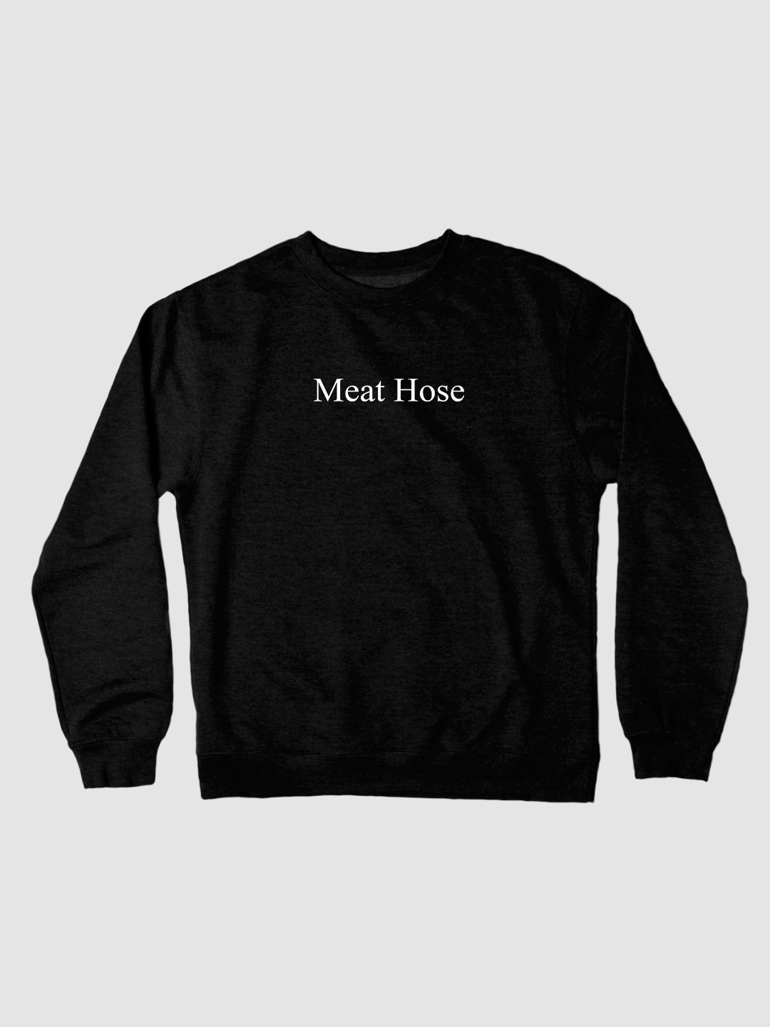 Meat Hose Character Crewneck