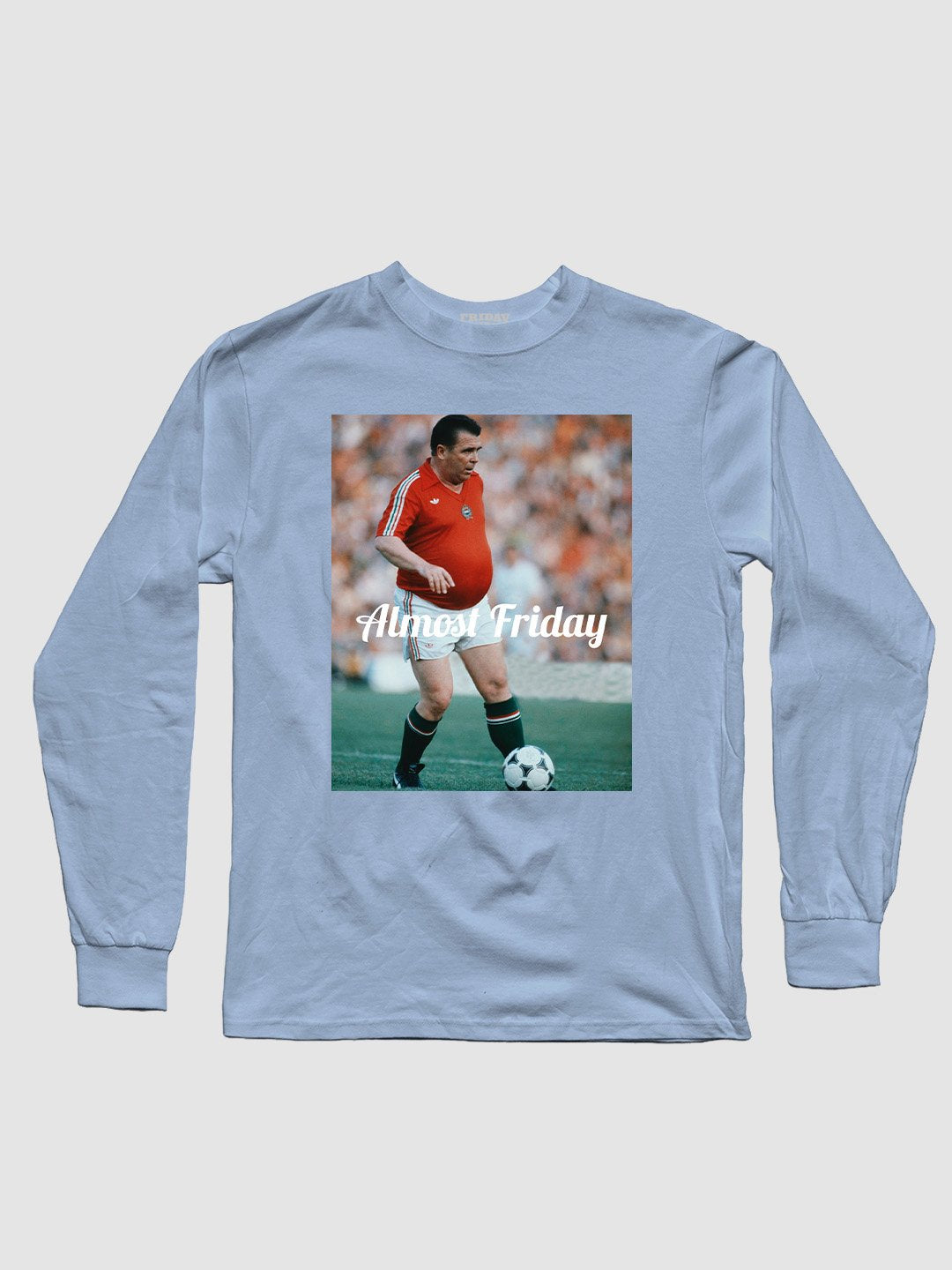 Almost Friday Beautiful Game Long Sleeve