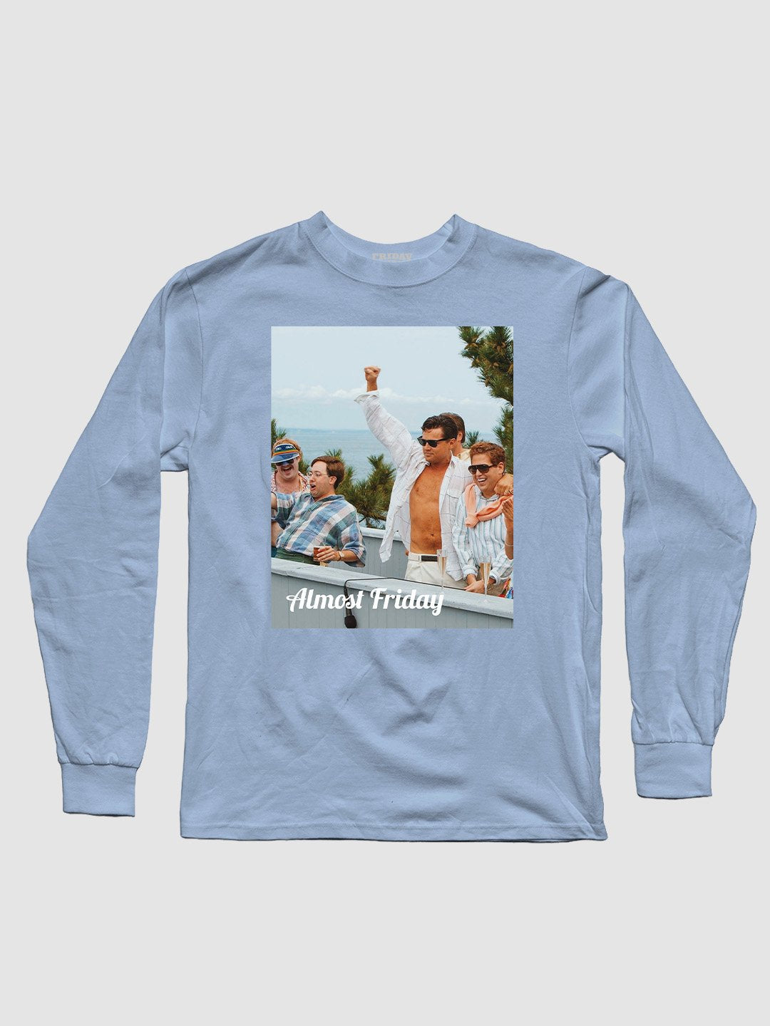 Almost Friday Boys Long Sleeve