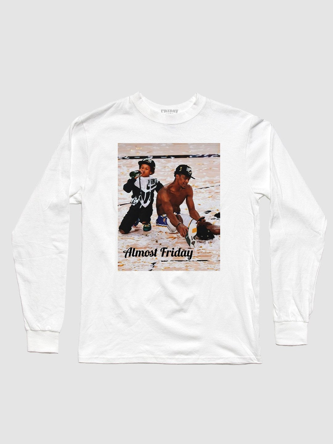 Almost Friday Bubble Long Sleeve