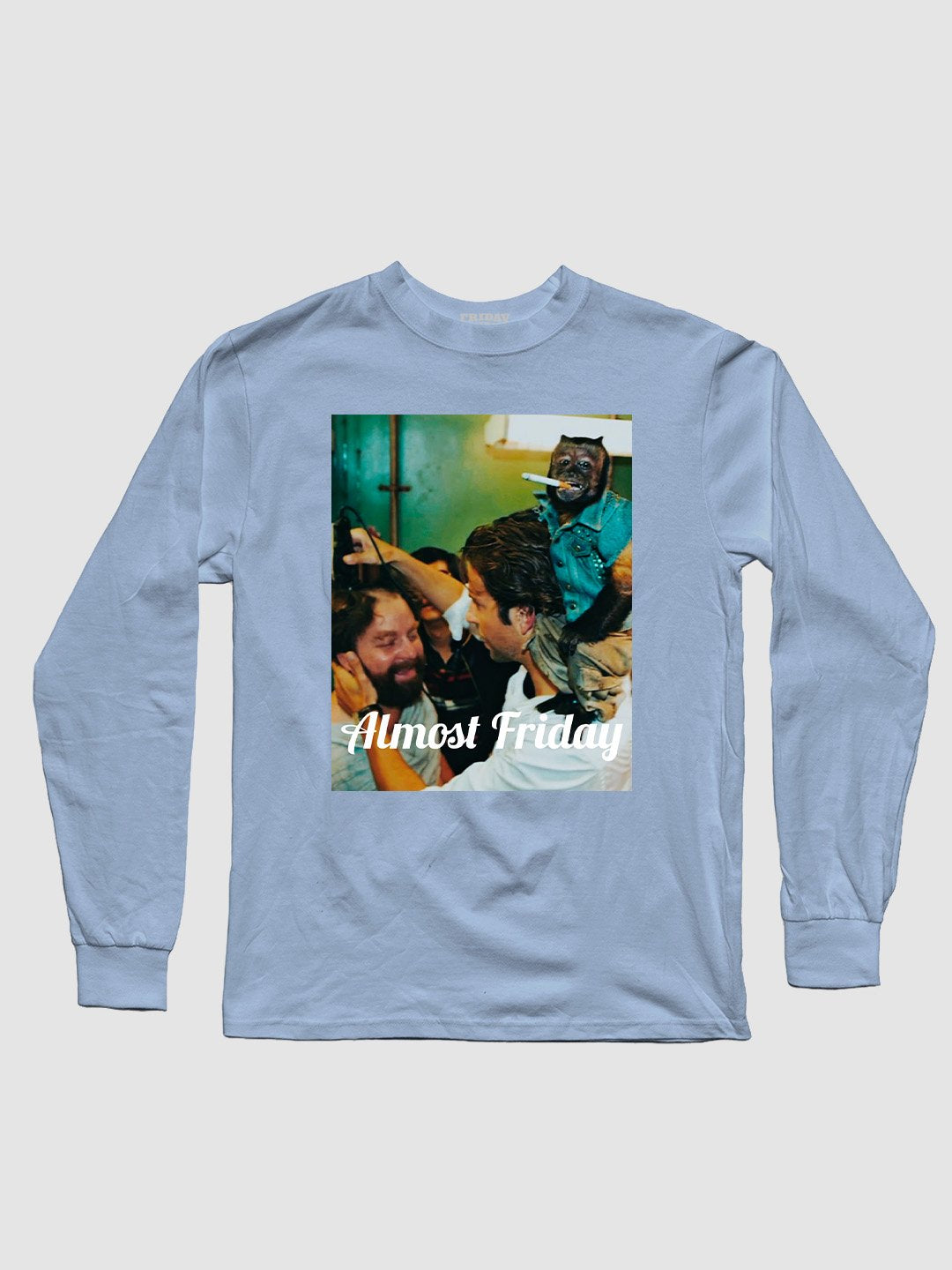 Almost Friday Buzz Cut Long Sleeve