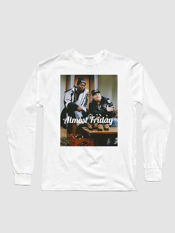 Almost Friday Crate Longsleeve Shirt