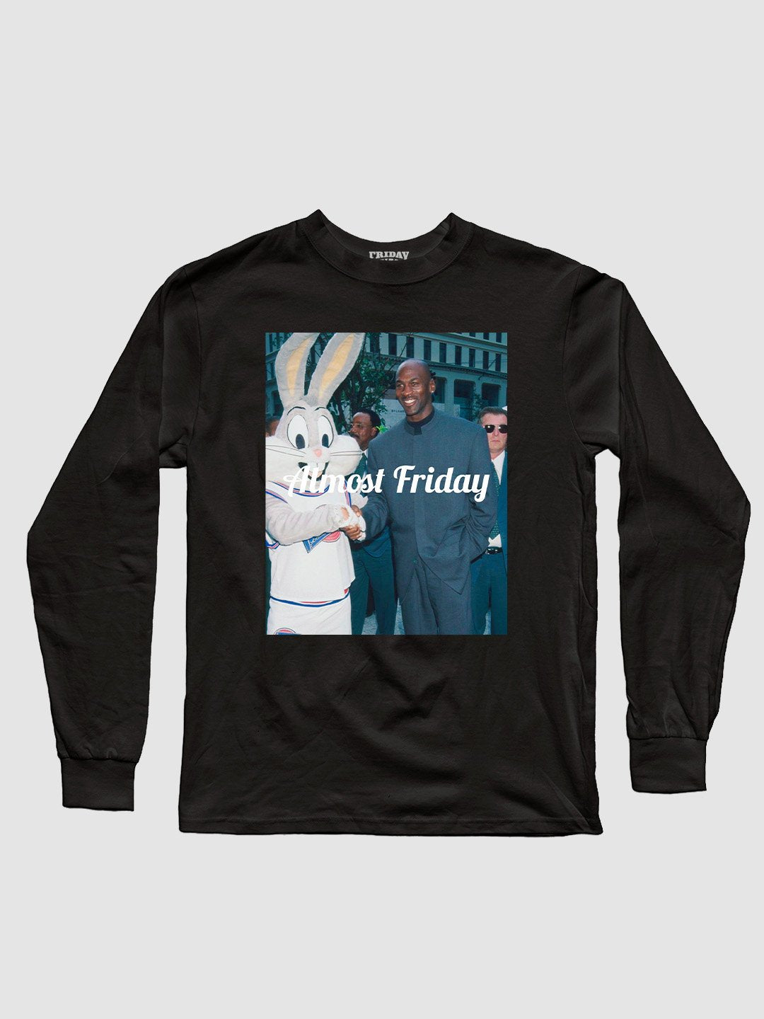 Almost Friday Jam Long Sleeve