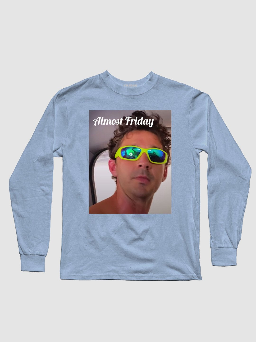 Almost Friday Lewk Long Sleeve