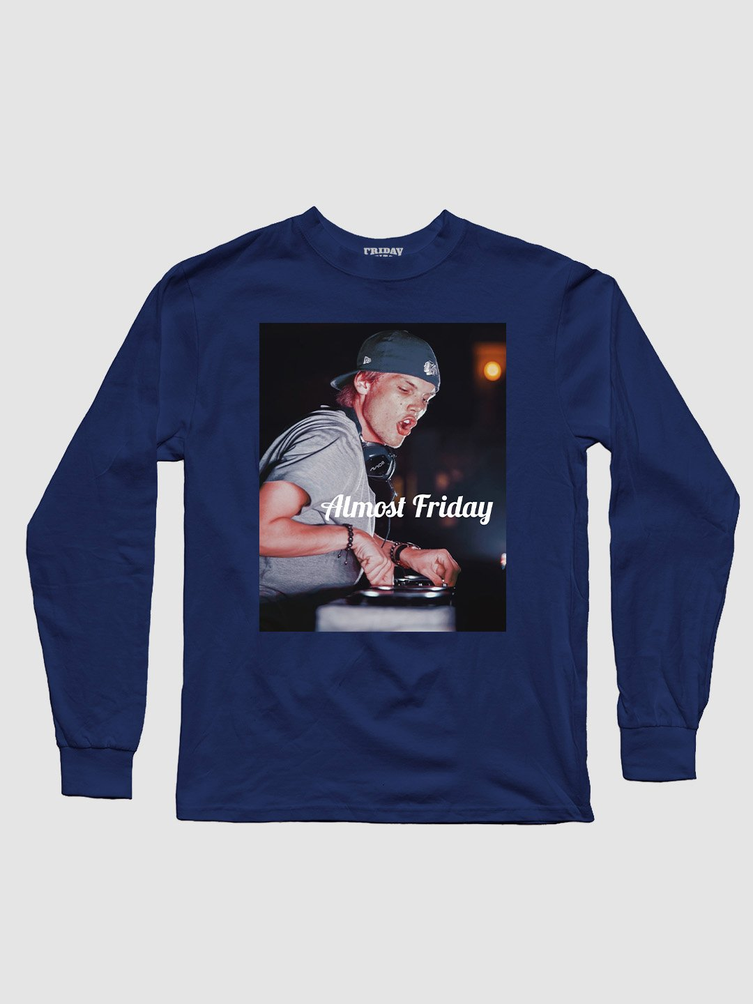 Almost Friday Licks Long Sleeve