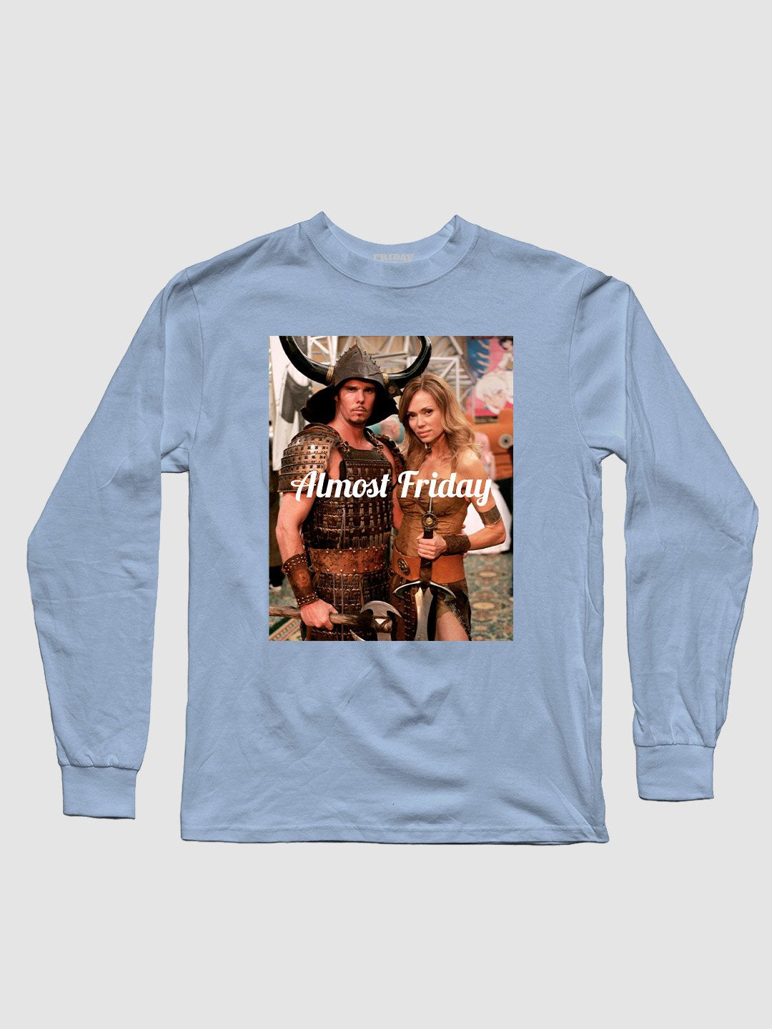 Almost Friday Quest Long Sleeve