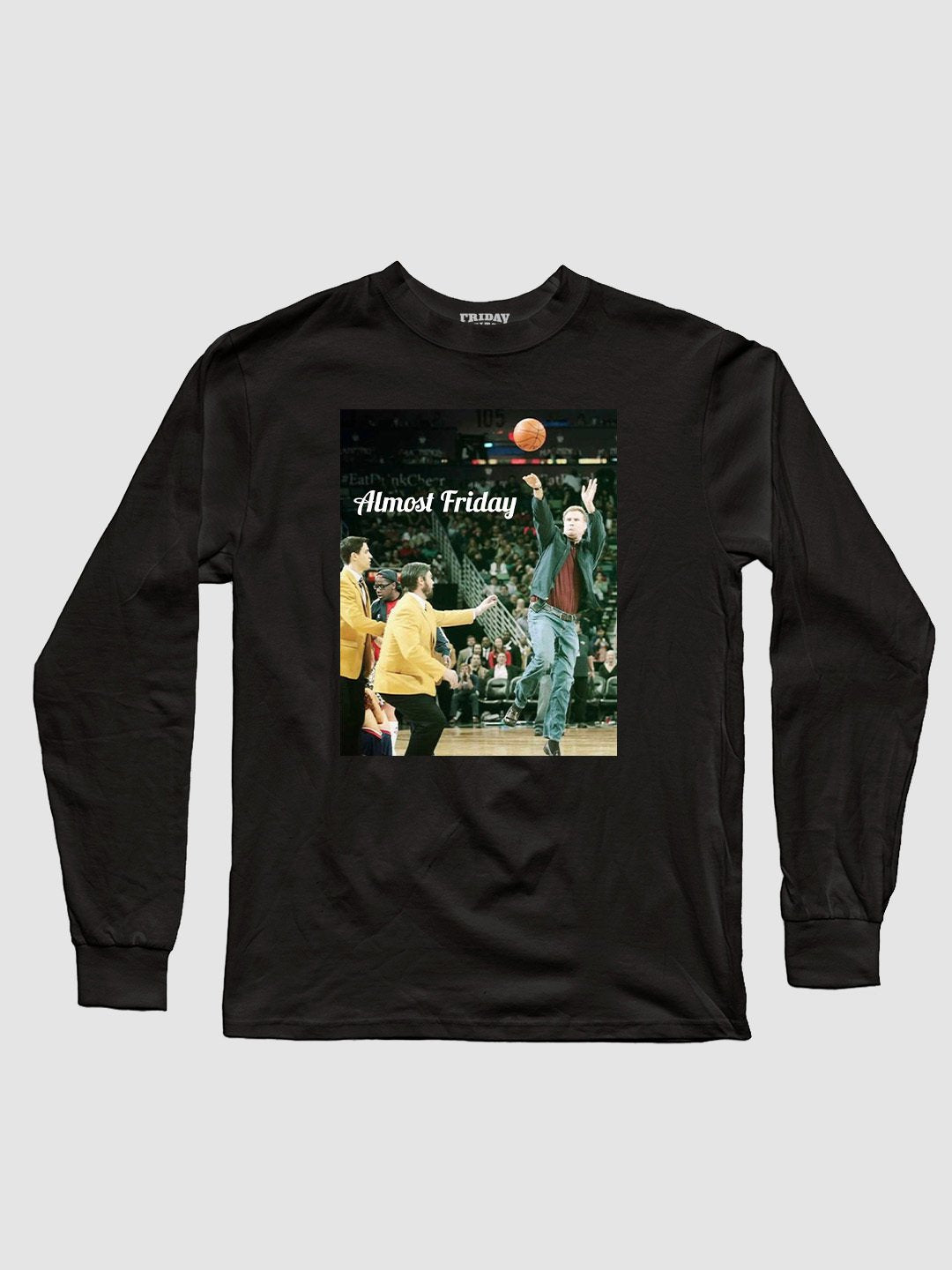Almost Friday Security Long Sleeve