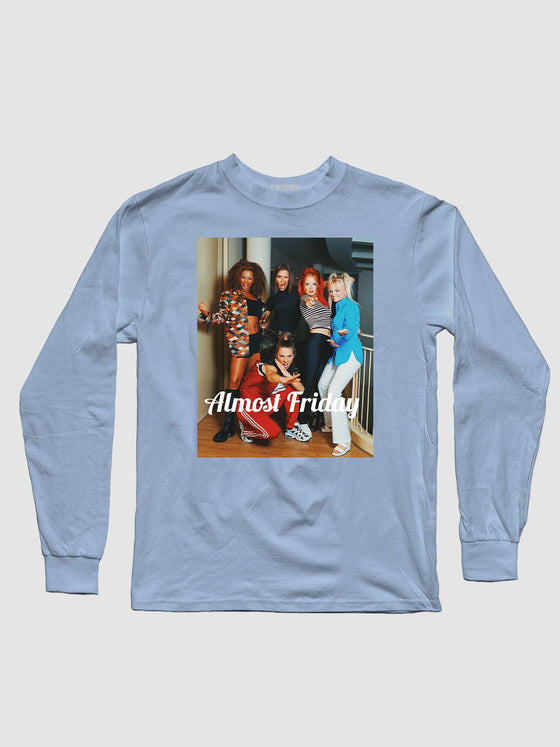 Almost Friday Squad Longsleeve Shirt