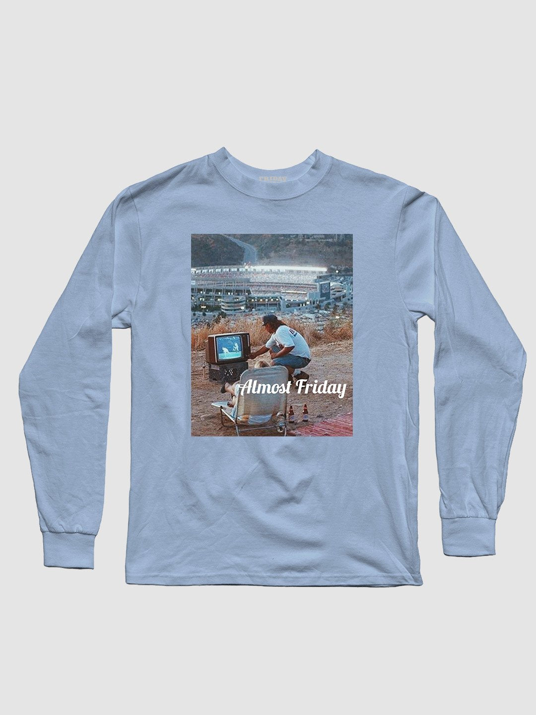 Almost Friday Stadium Long Sleeve
