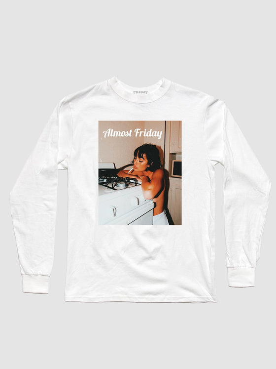 Almost Friday Stove Longsleeve Shirt