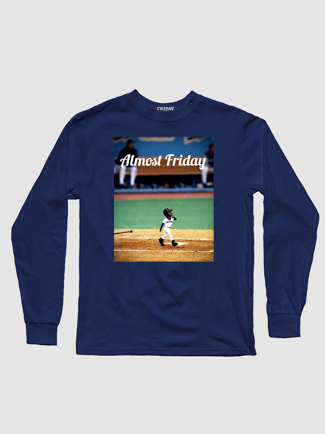 Almost Friday The Kid Long Sleeve