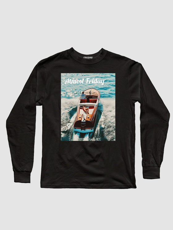 Almost Friday Water Longsleeve Shirt