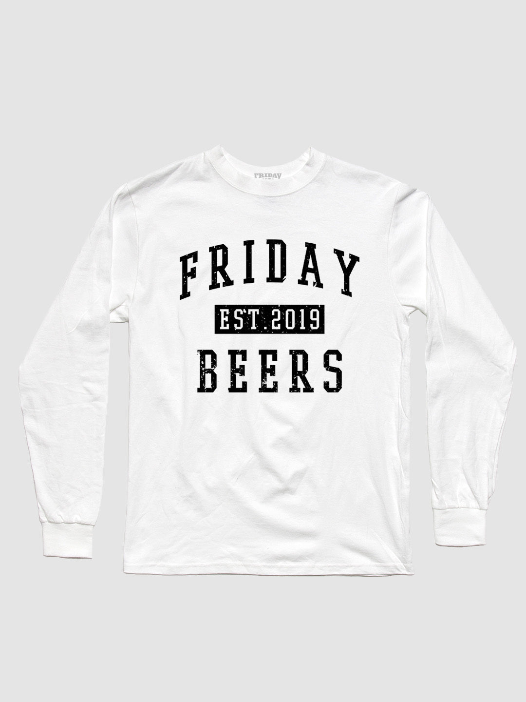 Friday Beers Origins Long Sleeve
