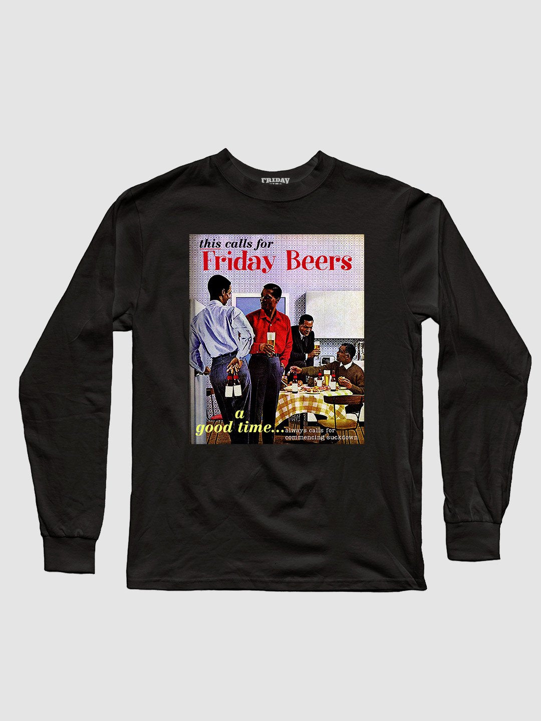 Vintage Kitchen Long Sleeve