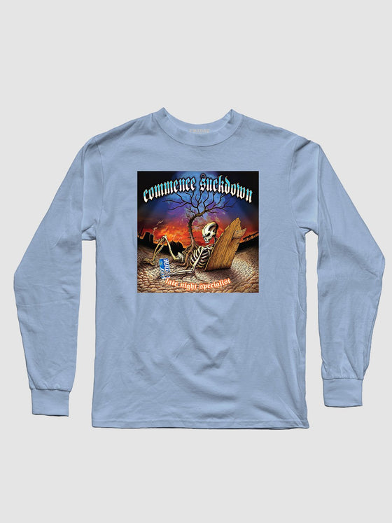 Late Night Vortex Longsleeve Shirt