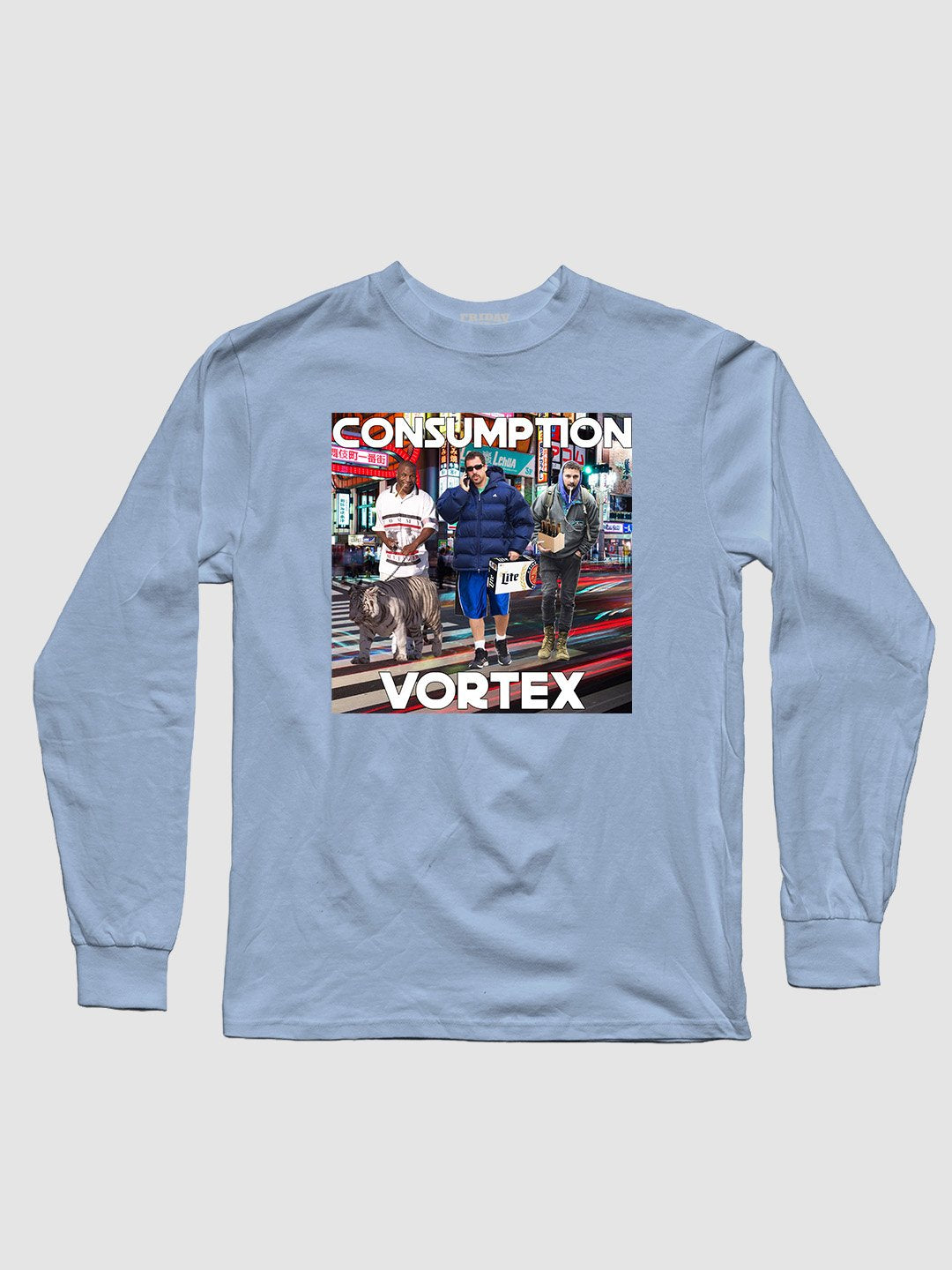 Squad Vortex Long Sleeve