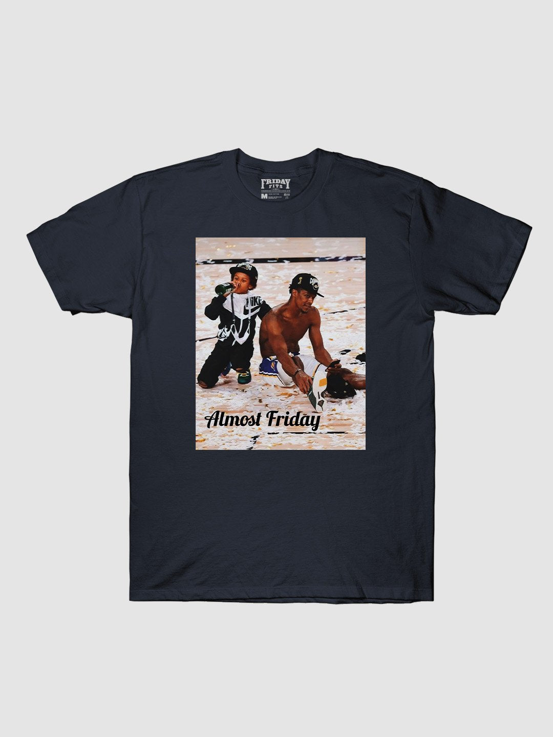 Almost Friday Bubble T-Shirt