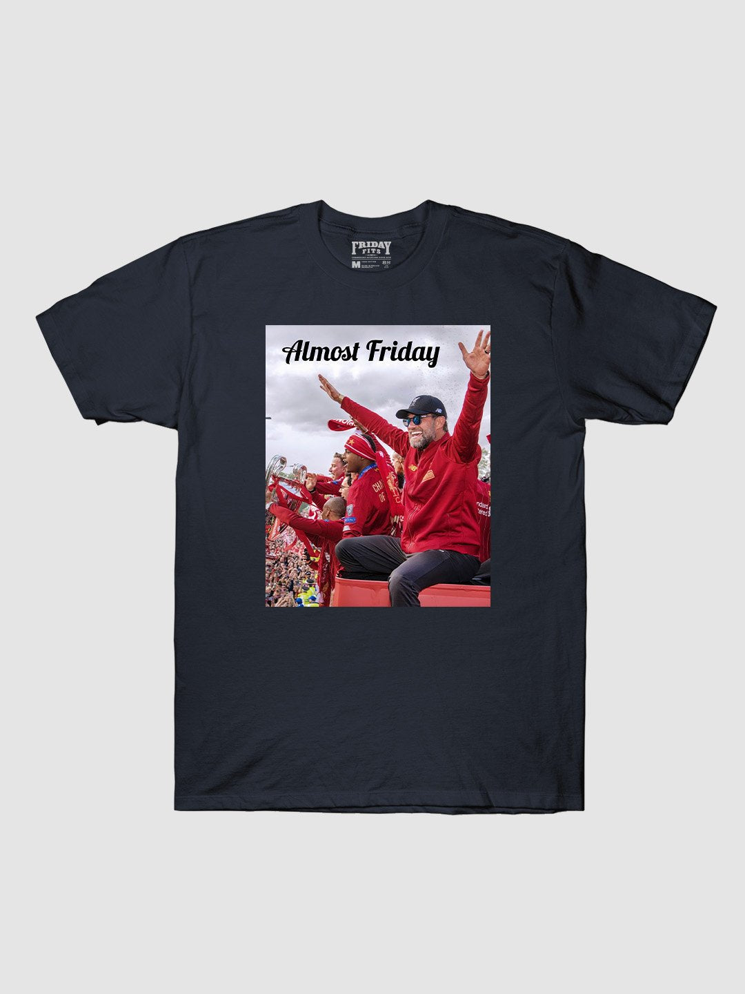 Almost Friday Bus T-Shirt
