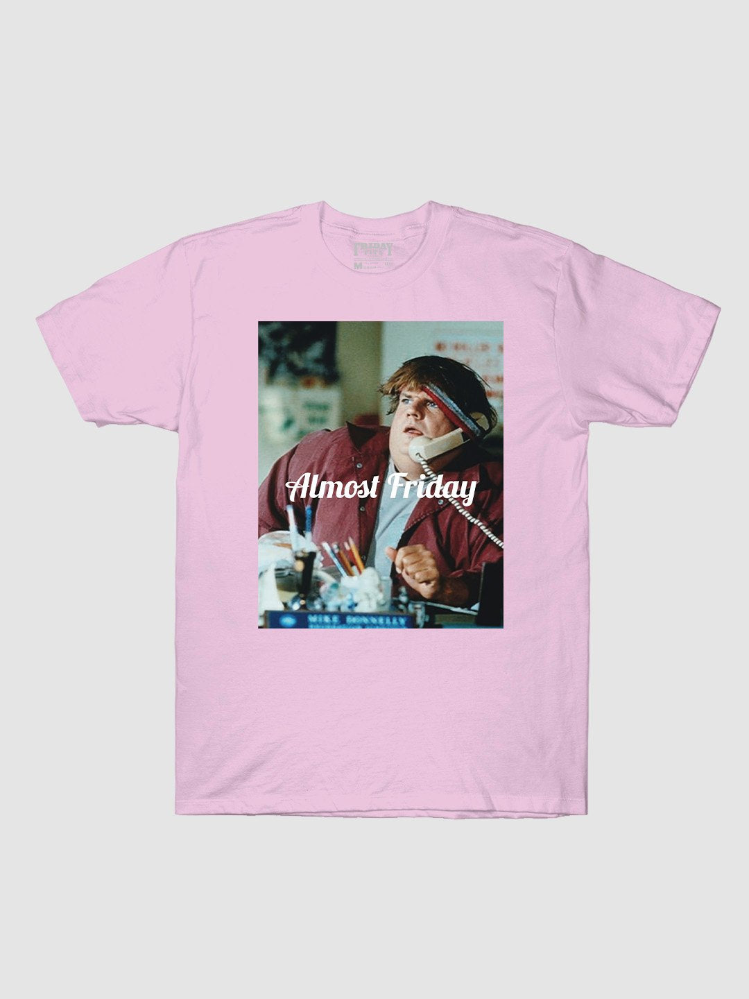 Almost Friday Headband T-Shirt