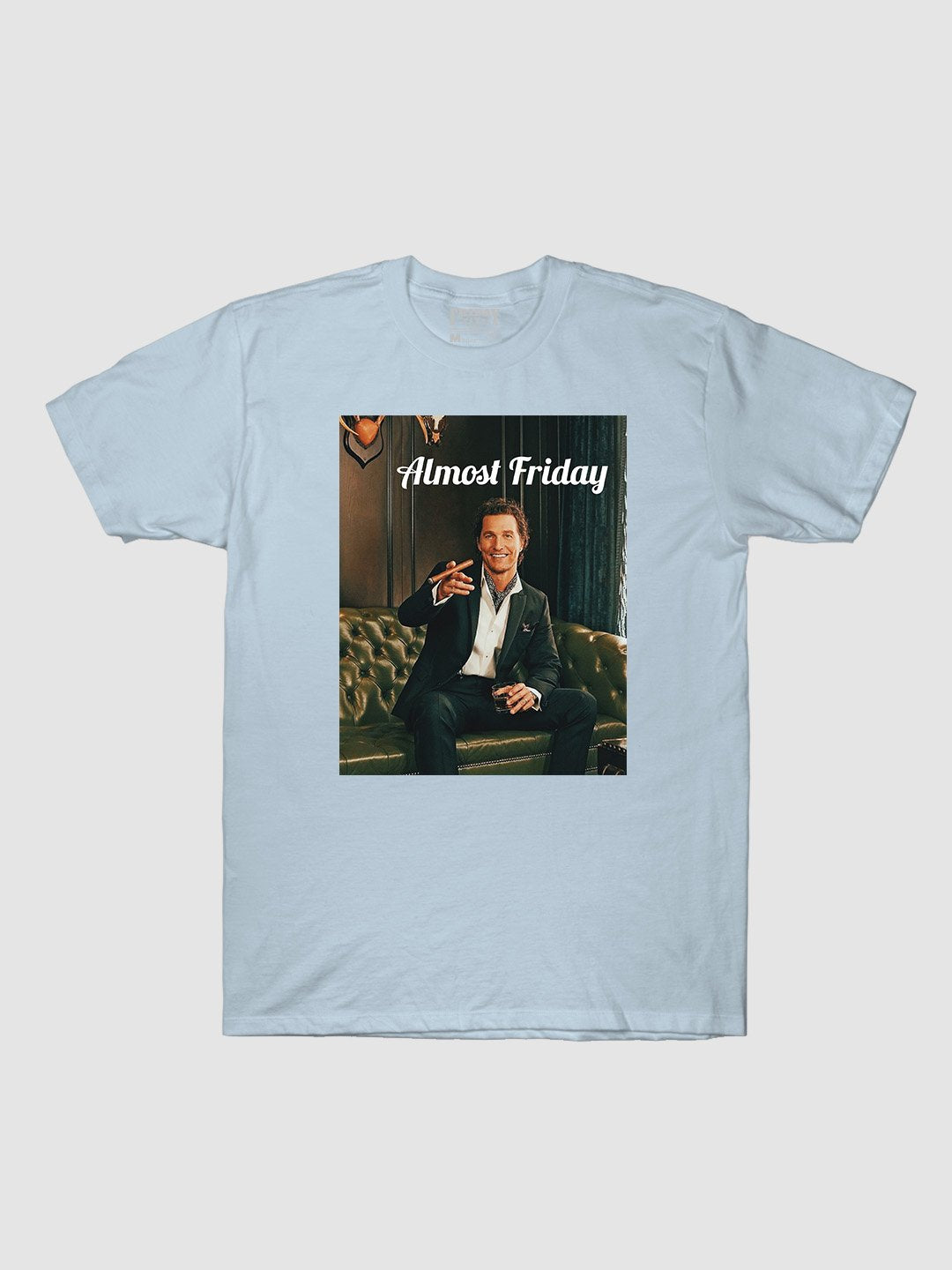 Almost Friday Smile T-Shirt