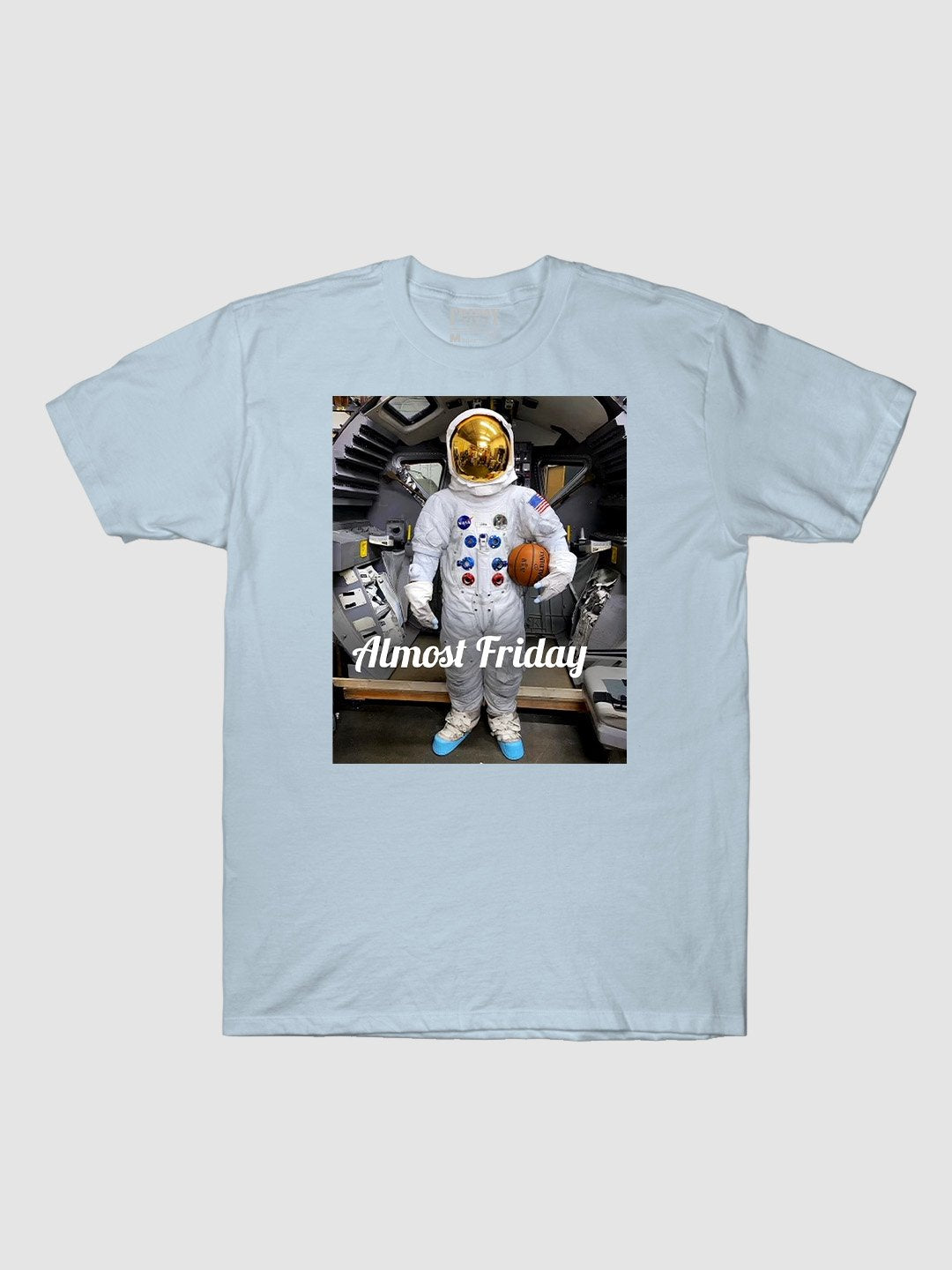 Almost Friday Space Hooper T-Shirt
