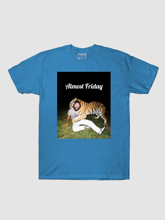 Almost Friday Stripes T-Shirt