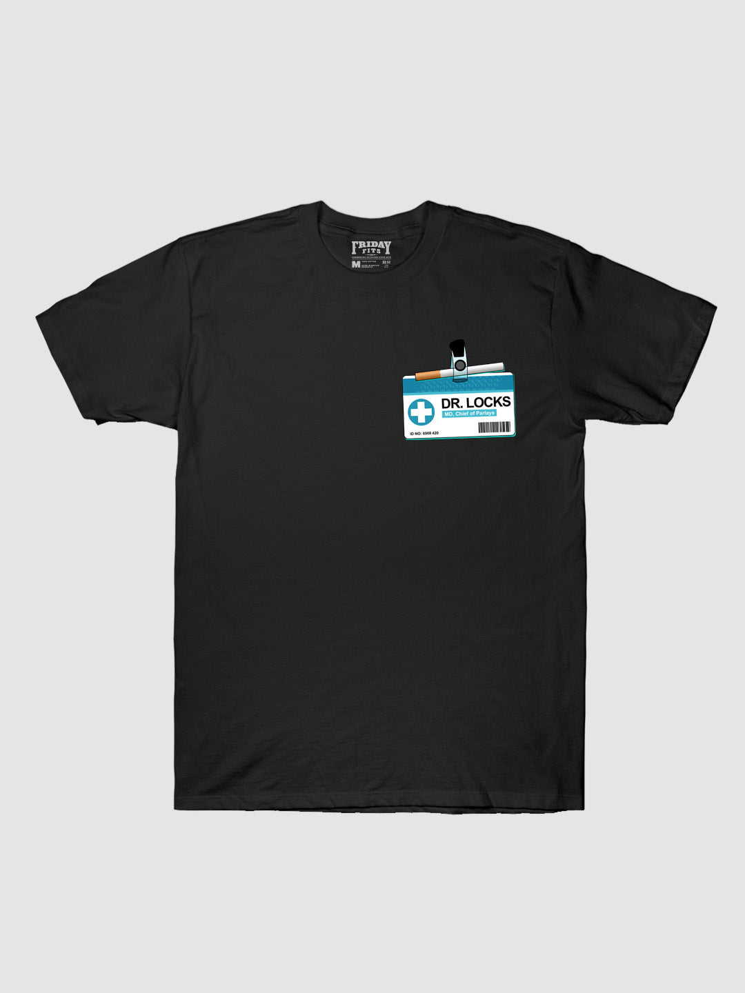 Dr. Locks T-Shirt