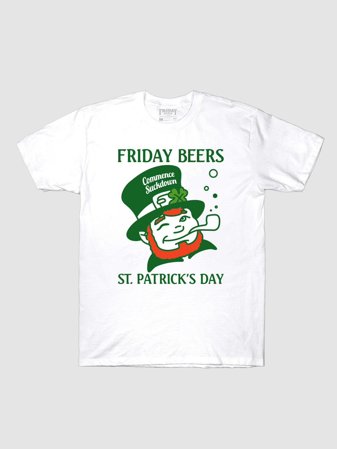 Cartoon Leprechaun T-Shirt