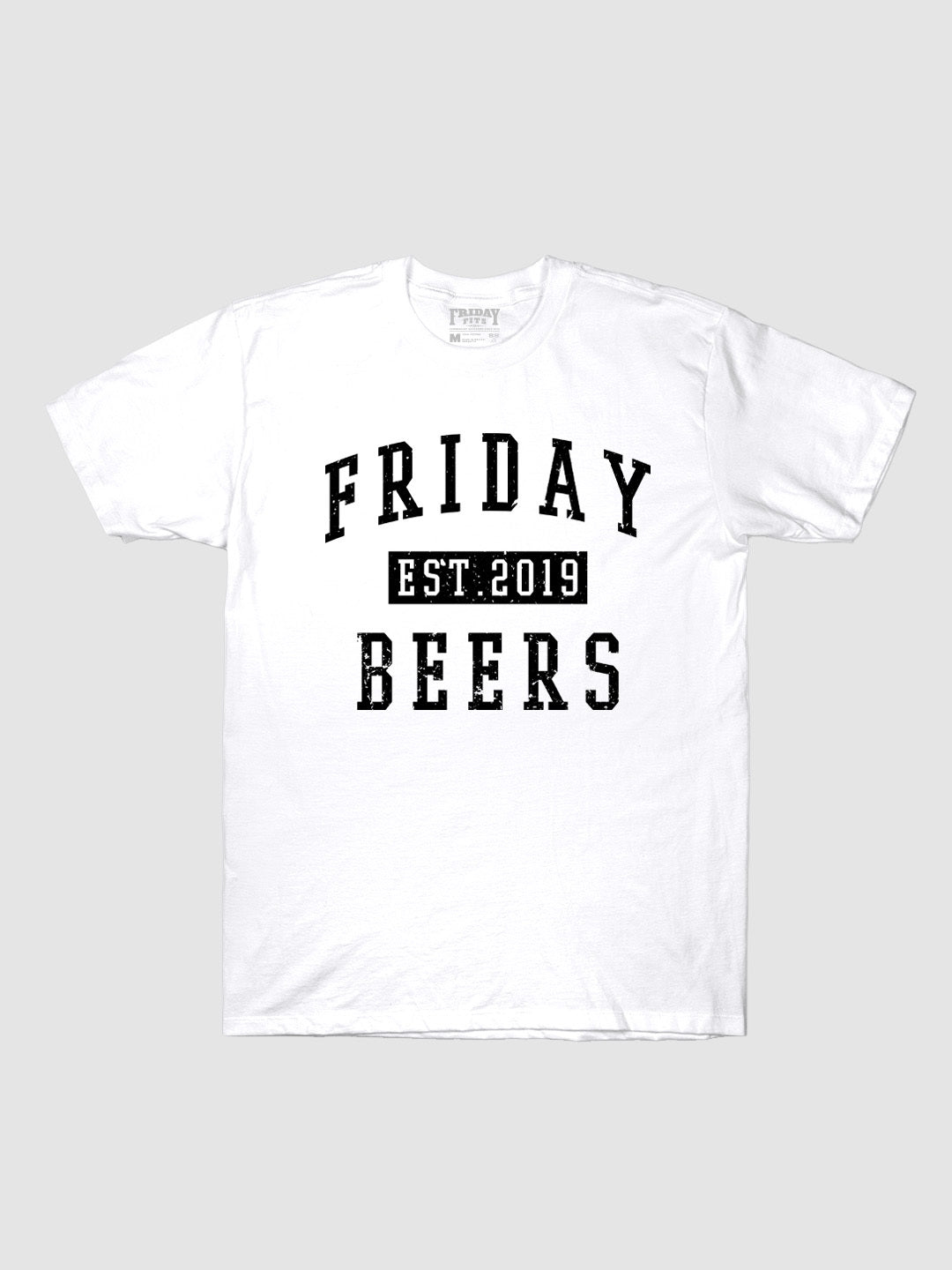 Friday Beers Origins T-Shirt