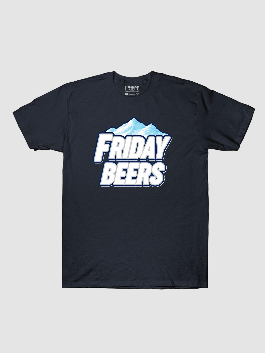Friday Beers Keystone T-Shirt