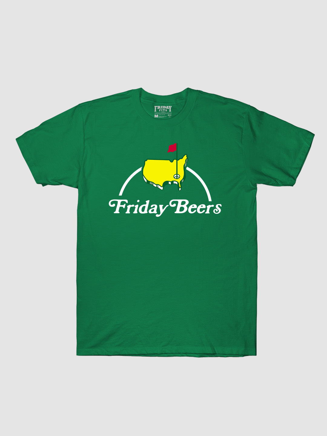 Friday Beers Masters  T-Shirt