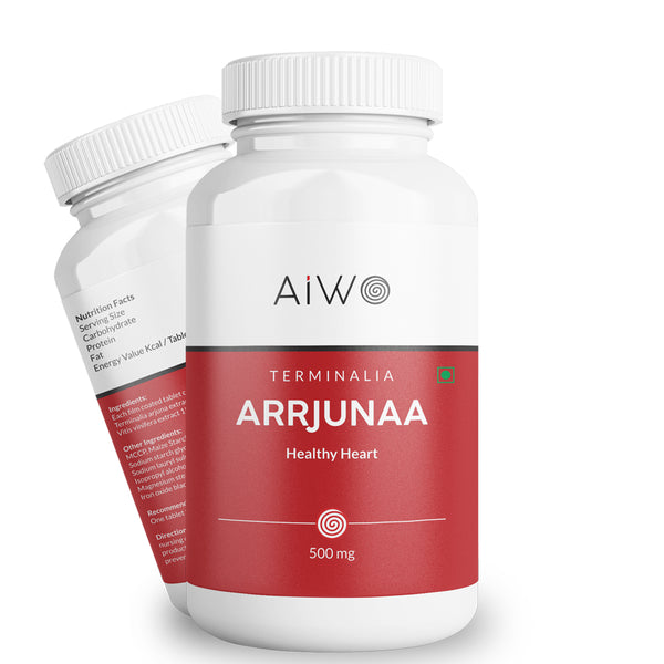 Terminalia Arjuna Supplements