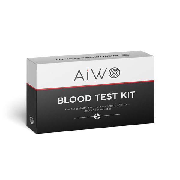 AIWO 77 Essential Blood Biomarkers Profile