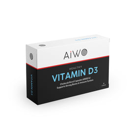 Vitamin D3 60000 IU Softgels