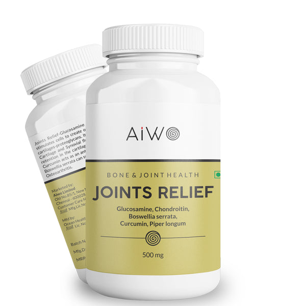 Joints Wellness Supplements | 30 Capsules