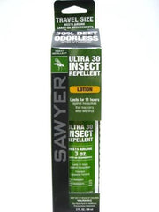 Sawyer SP533 Liposome Based Ultra 30 Insect Repellent w/ 30% Deet 3 Oz. Bottle