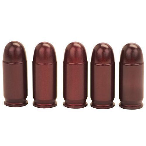 a-zoom-15113-practice-training-dummy-round-pistol-snap-caps-for-380-acp-5-pack-sourceoneoutdoors