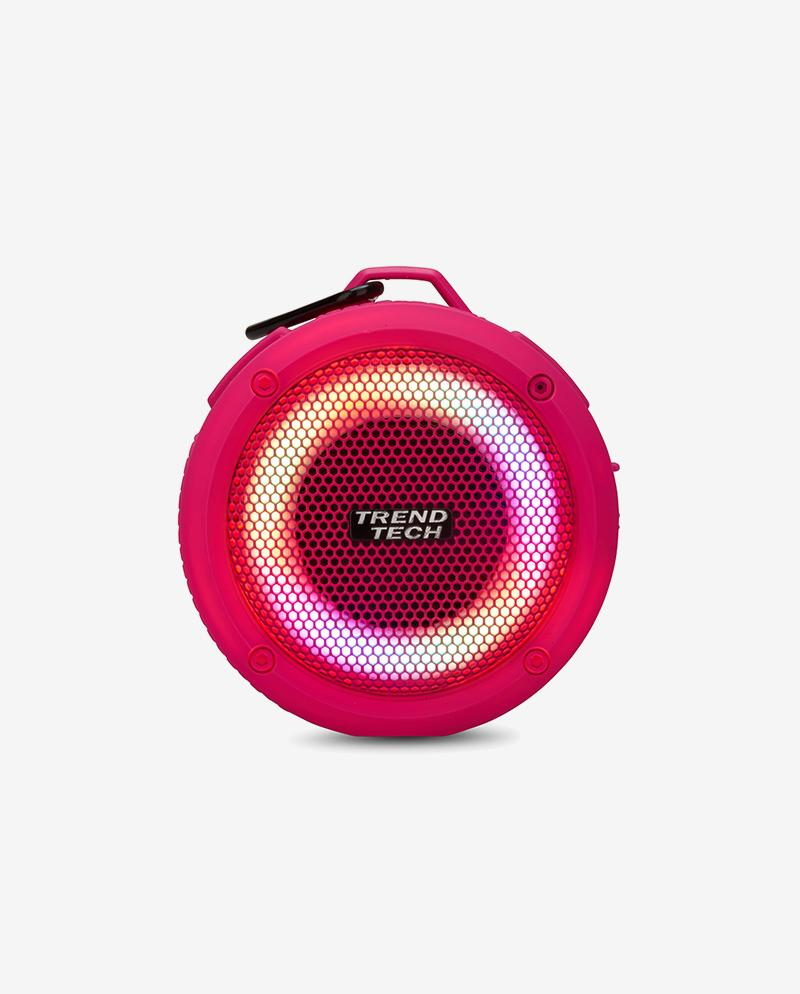 Pink Super Sound All Weather Bluetooth Speaker
