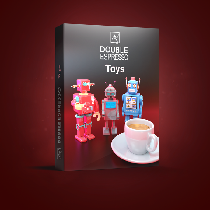 TOYS 3 BLENDS BUNDLE