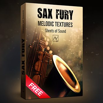 SAX FURY TEXTURES - Sheets of Sound