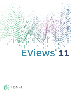 Commercial EViews 11 Standard Edition for Windows