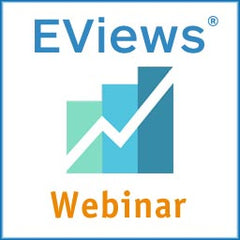 Introduction to EViews Webinar