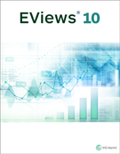 EViews 10 University Edition for Windows and Mac