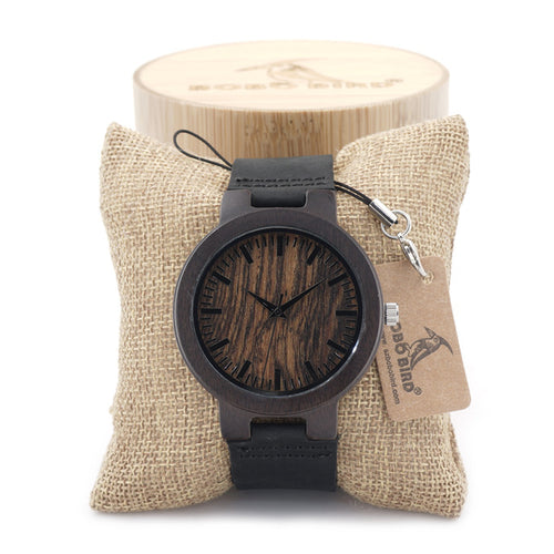 C24 Bamboo Wooden Watch Japan Movement - gutkaufen.net