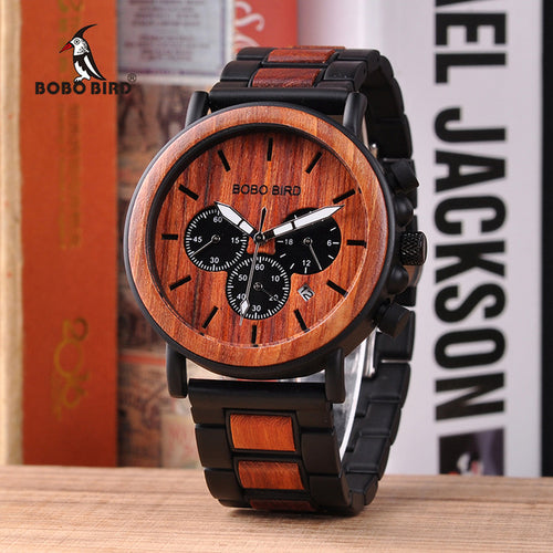 Wooden Style Watch Luxury - gutkaufen.net