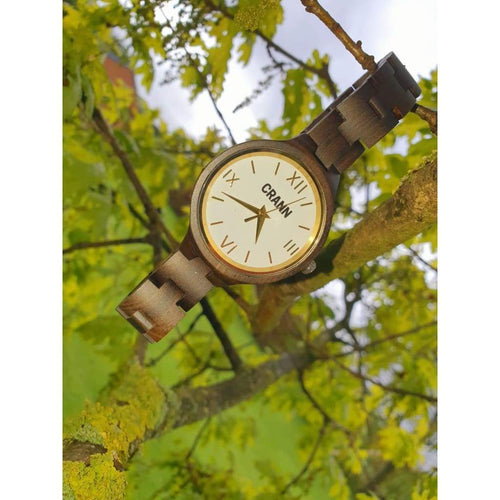 Abhainn Wooden Watch - gutkaufen.net